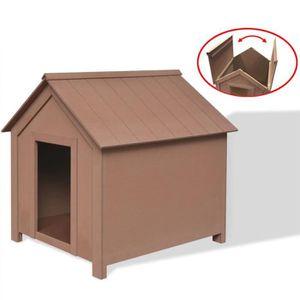 Niche pour grand chien interieur - Achat / Vente pas cher