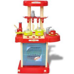cuisine pour enfant de 2 ans achat vente jeux et jouets pas chers. Black Bedroom Furniture Sets. Home Design Ideas