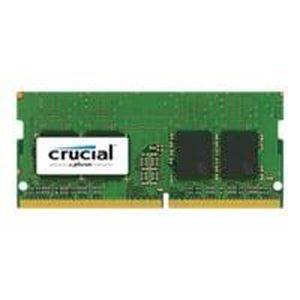 MÉMOIRE RAM CRUCIAL MÉMOIRE PC - DDR4 - 16GB - 2133 - SODIMM