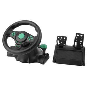 JOYSTICK - MANETTE Volant PC Volant de course pour PS2 XBOX PS3 et PC