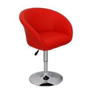 fauteuil pivotant design achat vente fauteuil pivotant design pas cher cdiscount. Black Bedroom Furniture Sets. Home Design Ideas