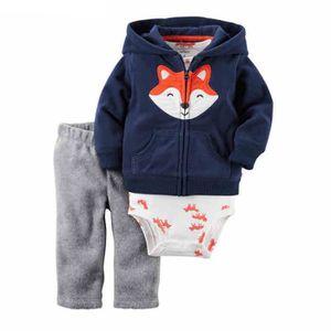 Ensemble de vêtements Carters bébé fille Ensemble de vêtements garçon Ba