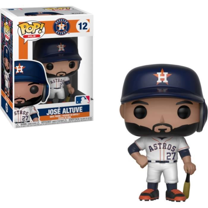 Figurine Funko Pop! MLB - Baseball: Jose Altuve