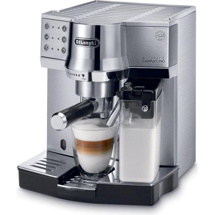 DELONGHI EC850.M Machine expresso classique - Métal