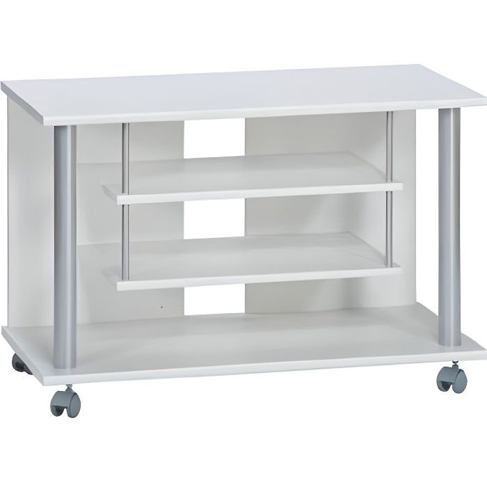 Meuble tv a roulette achat vente meuble tv a roulette pas cher cdiscount - Ikea meuble tv a roulettes ...