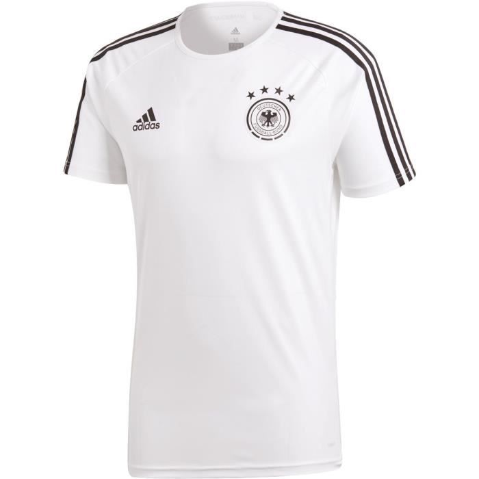 attractive price superior quality casual shoes Maillot Football Adidas DFB Allemagne Training Coupe du Monde 2018