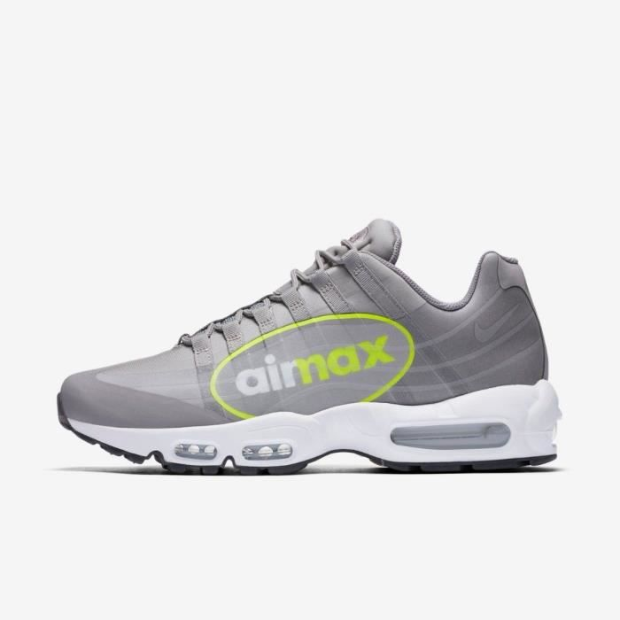 new style 7d1db a9355 BASKET Nike Air Max 95 NS Gpx Hommes Running Trainers Aj