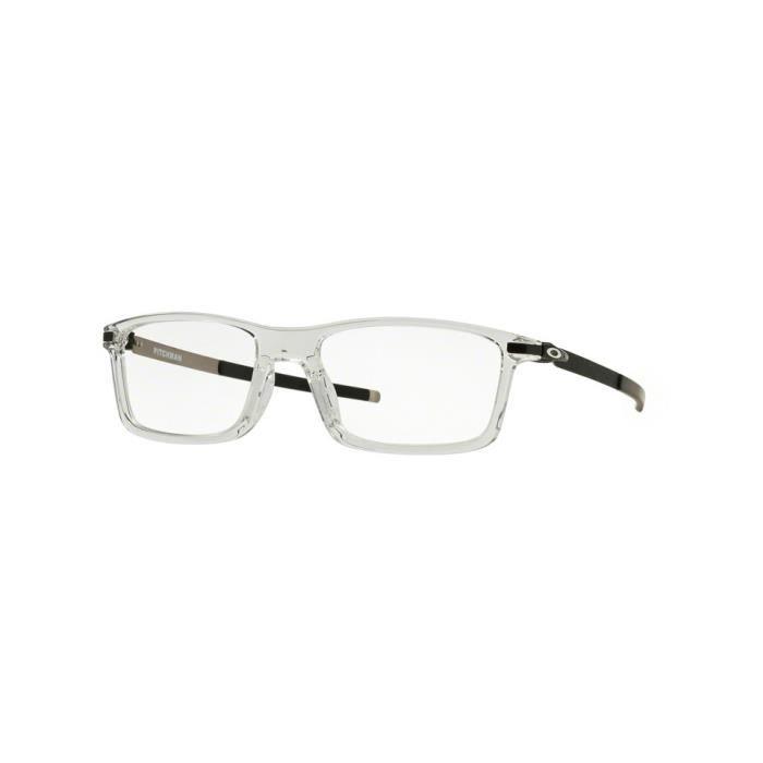 49fd5a572f0ec Lunettes de vue Oakley Homme PITCHMAN OX8050 805002 Transparente 55 x 35