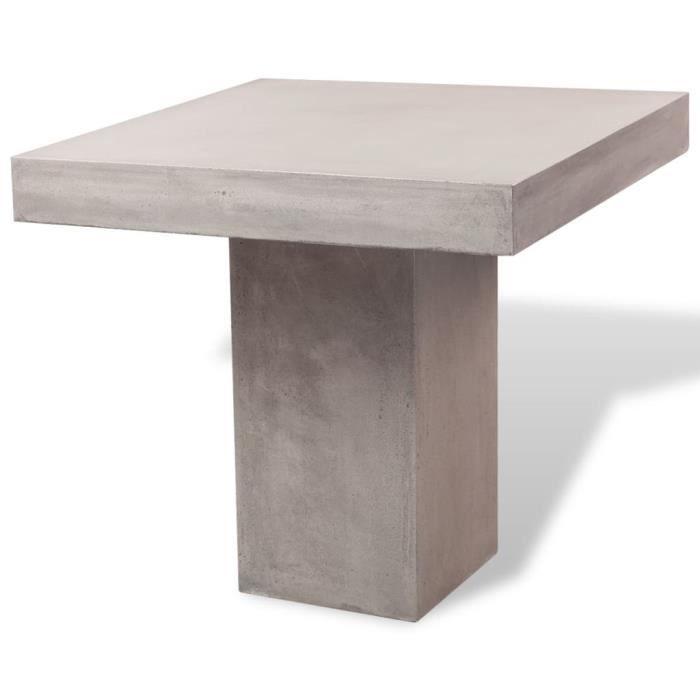 Economique Haute qualité Table de salle à manger d\'extérieur ...