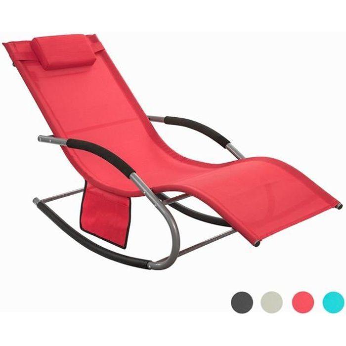 rocking chair exterieur achat vente pas cher. Black Bedroom Furniture Sets. Home Design Ideas