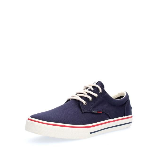 TOMMY HILFIGER SNEAKERS Homme Inchiostro, 45