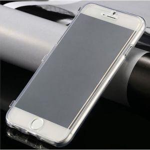 coque iphone 6 silicone avec rabat