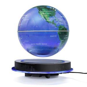 2fd3bd36c3e951 OBJETS LUMINEUX DÉCO Globe flottant de lévitation magnétique, ...