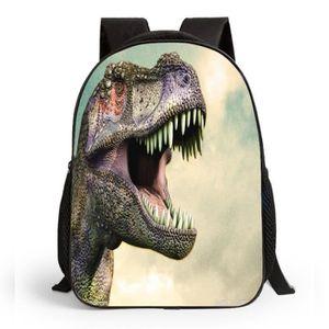 CARTABLE Cartable de Dinosaure Enfant Sac à Dos de Jardin d