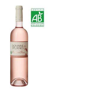 VIN ROSÉ AOP Côtes de Provence - Domaine des Planes - cuvée
