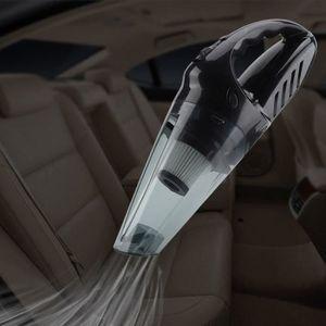 ASPIRATEUR AUTO Aspirateur De Voiture Portable 12V 120W  (Noir)---