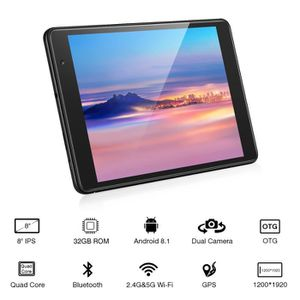 "TABLETTE TACTILE Tablette Tactile CHUWI Hi8 SE 2GB 32GB 8"" IPS"