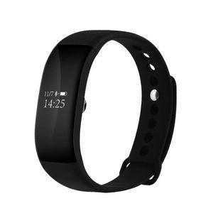 MONTRE CONNECTÉE V66 Smart Wristwatch Bluetooth 4.0 Smartband capte
