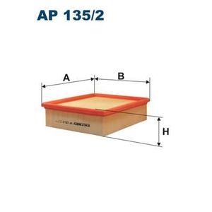 FILTRE A AIR FILTRON Filtre à air AP135/2
