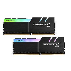 MÉMOIRE RAM GSKILL Mémoire PC Trident Z RGB - DDR4 - Kit de 32