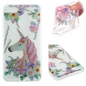 coque licorne huawei y6pro 2017