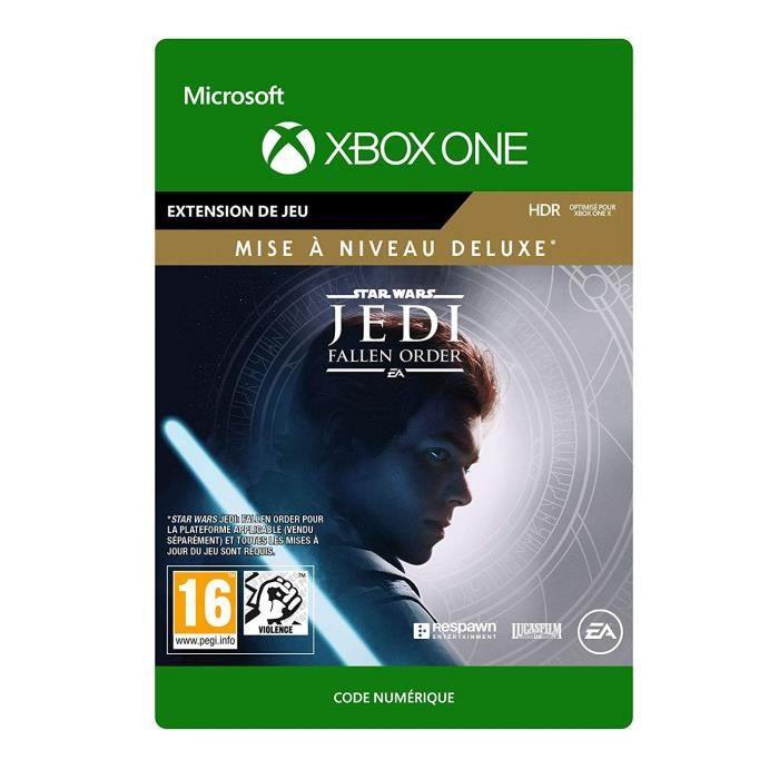 DLC Star Wars Jedi: Fallen Order Mise à Niveau Deluxe pour Xbox One
