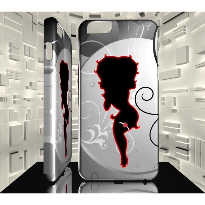 coque iphone 6 betty boop