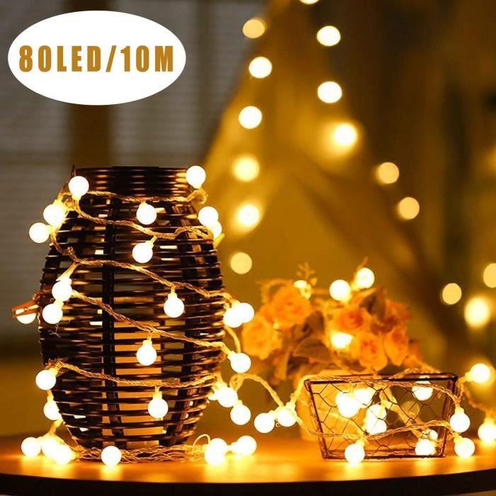Decoration de noel exterieur a pile