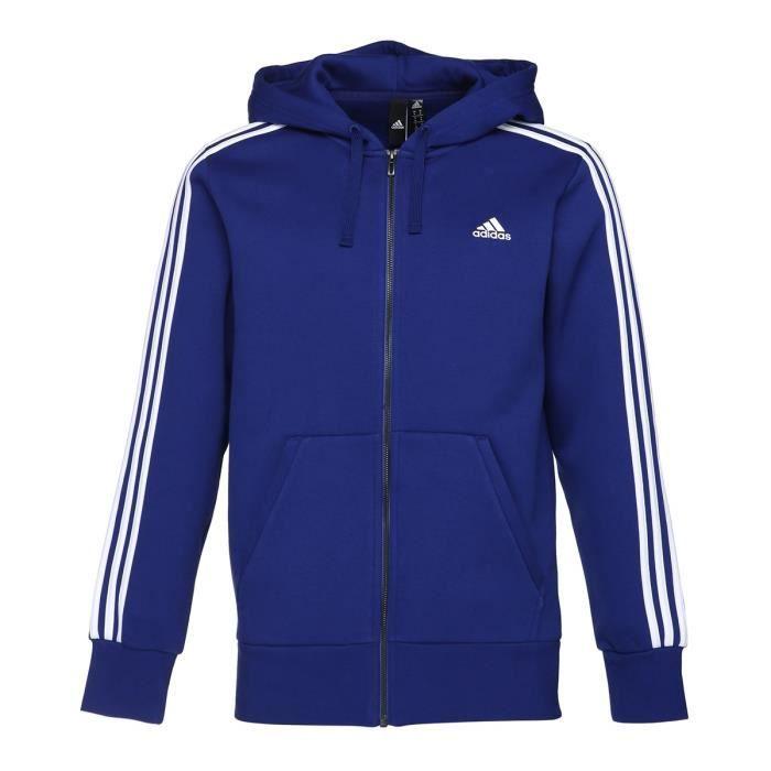 Originals À Bleu Sweat Adidas Capuche Homme W2IEHYeD9b
