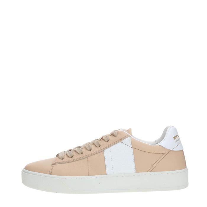 WOOLRICH Sneakers Femme ECRU/WHITE, 36