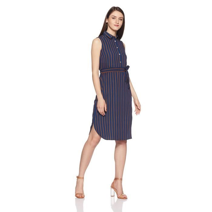 Womens A-line Midi Dress 1ATWAX Taille-32