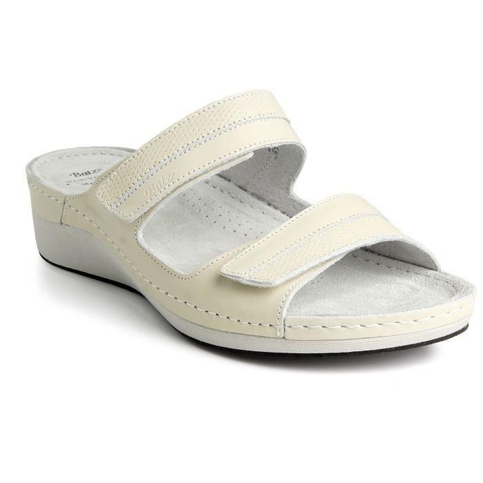 SABOT BLANC 38 DOCCASION Chaussures Homme baskets