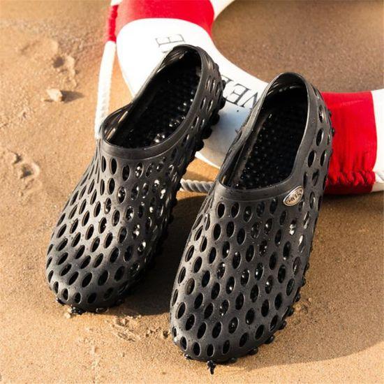 Baskets homme MS chaussures Plus Classique De Couleur Antidérapant Cool Classique Plus Extravagant 2018 Nouvelle arrivee Sneakers Respirant Durable Jaune Jaune - Achat / Vente basket d05009