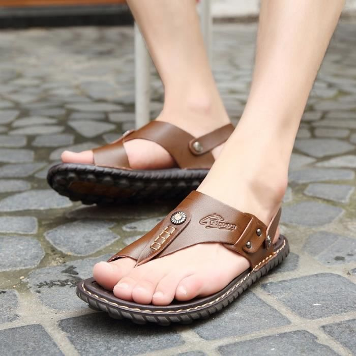 Étanche Skid résistance Beach Hommes Chaussures Chaussures Sandales