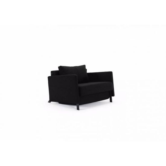Innovation Living Fauteuil Design Avec Accoudoirs Sofabed Cubed Arms