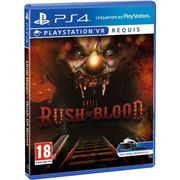 JEU PS VR Until Dawn Rush of Blood VR