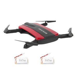 DRONE 2 Batterie JXD 523W Altitude Hold WIFI FPV RC Quad