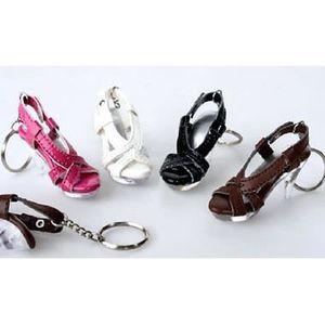 PORTE-CLÉS Porte clés chaussure à talon - marron