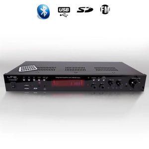 AMPLI PUISSANCE Amplificateur LTC ATM6000BT stéréo 100W USB/SD/MP3