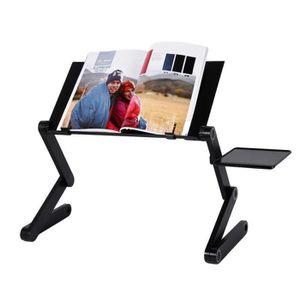 Table De Lit Pliable Leshp Table De Lit Portable Et Inclinable