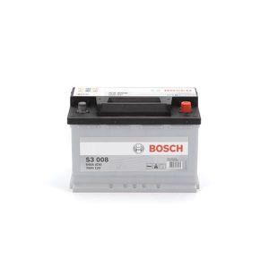 BATTERIE VÉHICULE Batterie BOSCH Bosch S3008 70Ah 640A - 36649569383