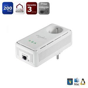 COURANT PORTEUR - CPL Devolo CPL dLan AVplus 200 Mbit/s HD