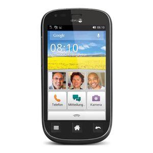 SMARTPHONE Doro Liberto 810 Android Smartphone Noir - Occasio