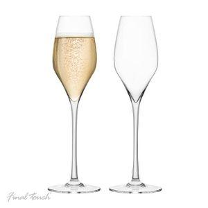 Coupe à Champagne Flutes à champagne Fabriqué avec du DuraSHIELD Tit