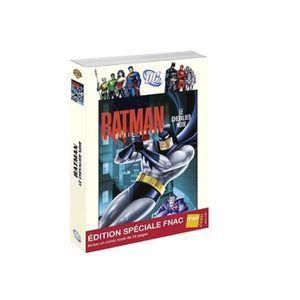 DVD DESSIN ANIMÉ DVD Batman La série animée Le chevalier noir + Com