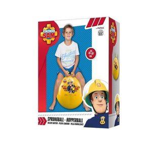 BALLON - BÂTON SAUTEUR Ballon sauteur Pompier Sam, 45-50 cm