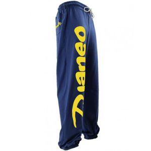 Pantalon Jogging coton Djaneo Rio Homme et Femme pour le sport Bleu ... 80a1934d62f