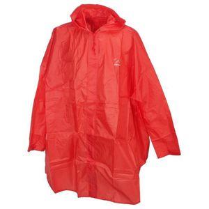 les dernières nouveautés profiter de prix pas cher le plus populaire Poncho cape de pluie Cagoule zip front poncho - Camp Kaki ...