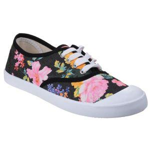 BASKET Divaz Ellie - Chaussures à motif floral - Femme