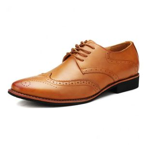 SUR-CHAUSSURE Brogues Homme Chaussures Chaussure Homme Cuir  Rut